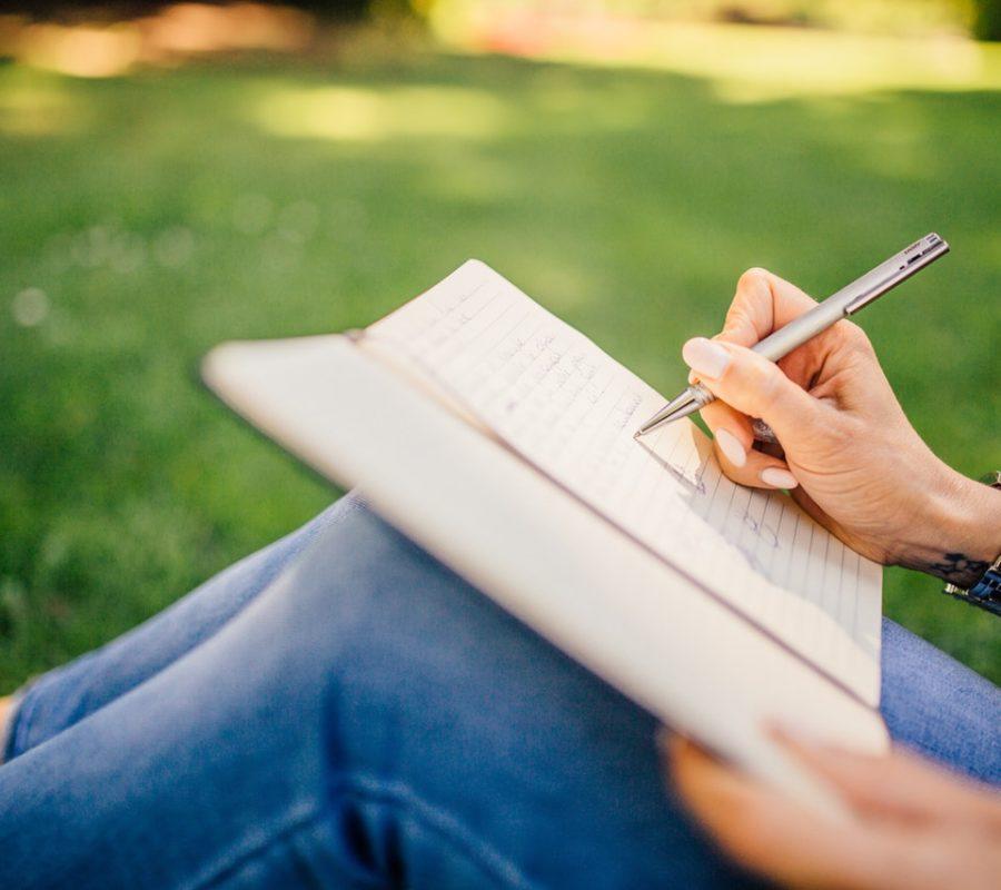 papeleria online escribiendo