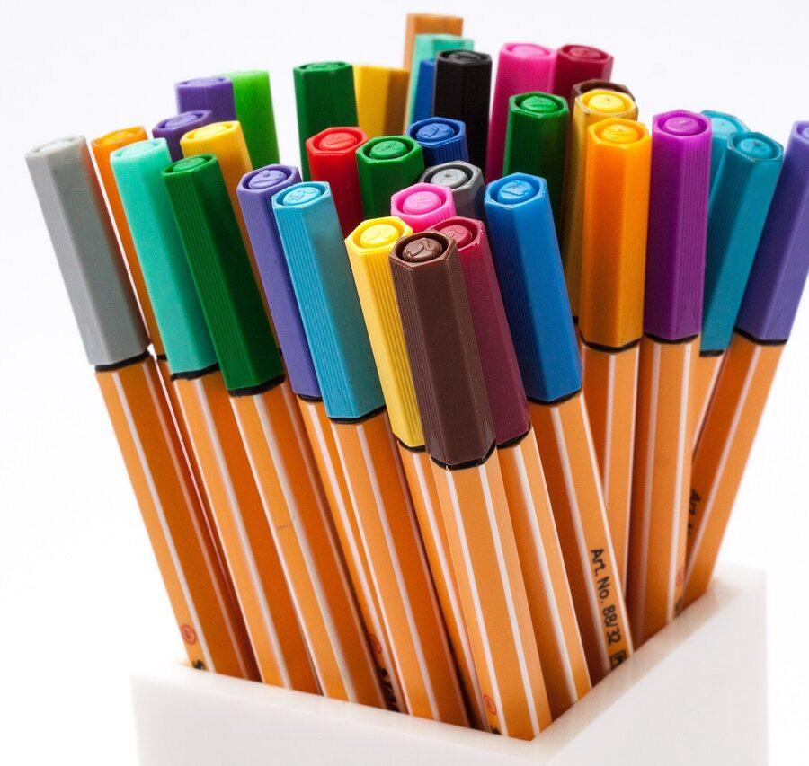 papeleria online rotuladores de colores