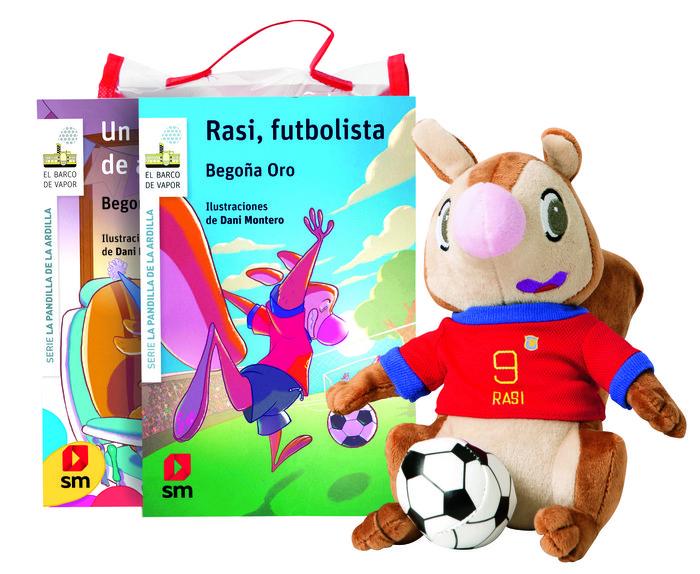 Pack rasi futbolista